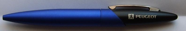 bic-solis-pen-blue-peugeot-logo