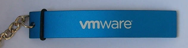 key-ring-blue-anodized-vmware-logo