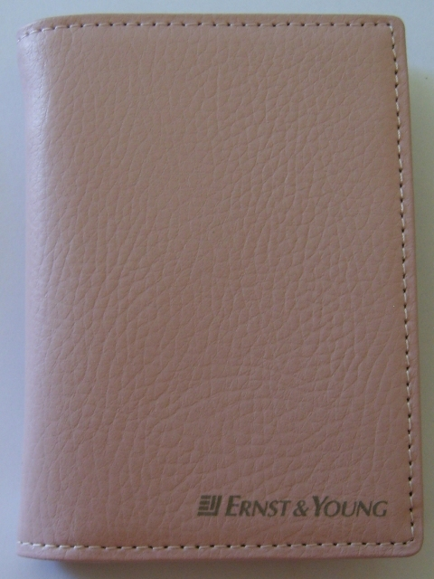 business-card-holder-leather-pink-stained