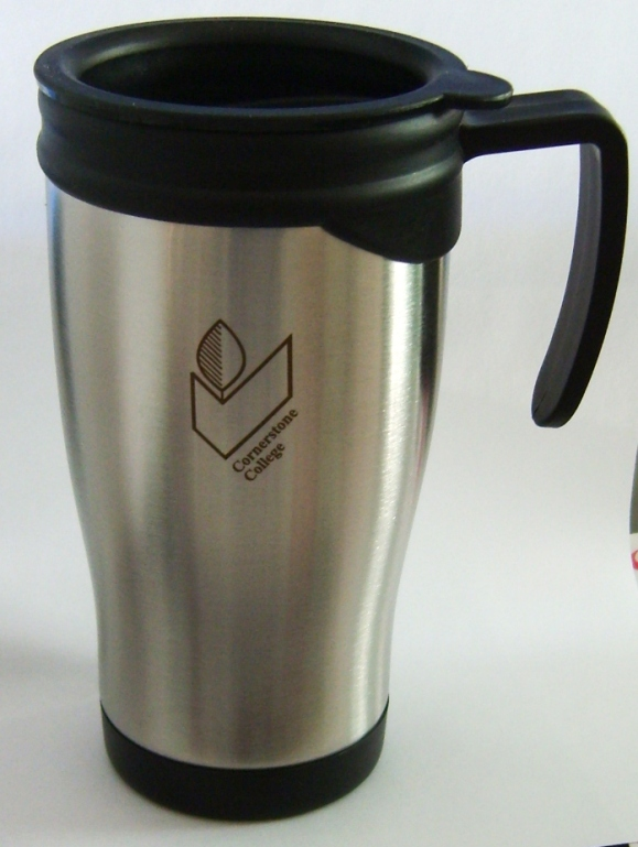 thermal-mug-brushed-stainless-steel-cornerstone-logo