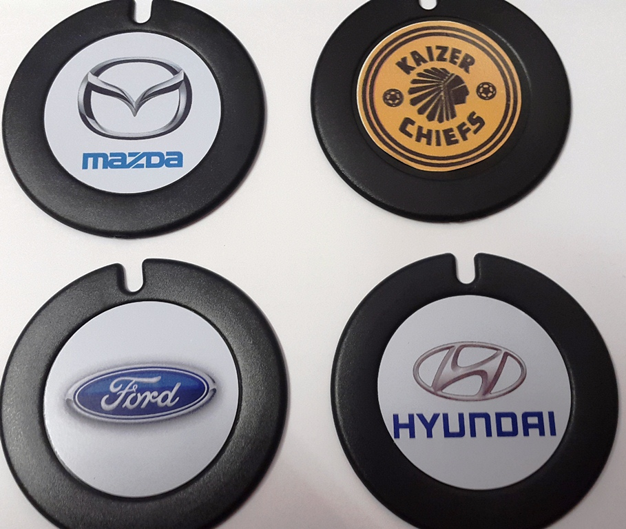 licence disc holders mazda ford hyundai kaizer chiefs