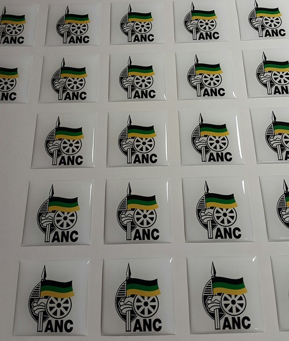 Dome Decal African National Congress ANC - web